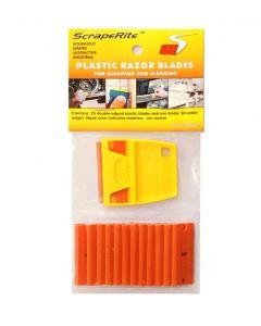 Scraperite 25 pack General Purpose Orange