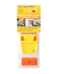 Scraperite 5 pack Lil'Gripper General Purpose Orange